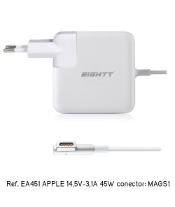 Cargador Especifico Magsafe 1 para Apple 45W