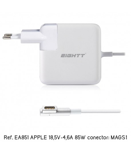 Cargador Especifico Magsafe 1 para Apple 85W