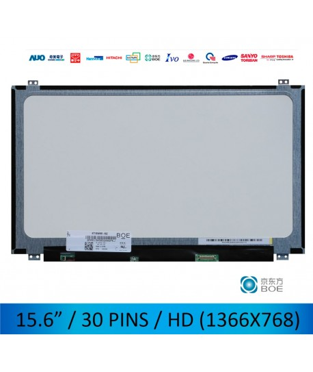 "PANTALLA PARA PORTÁTIL 15.6"" Slim 30 pines LED BRILLO"