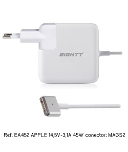 Cargador Especifico Magsafe 2 para Apple 45W