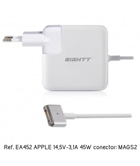 Cargador Especifico Magsafe 2 para Apple 45W